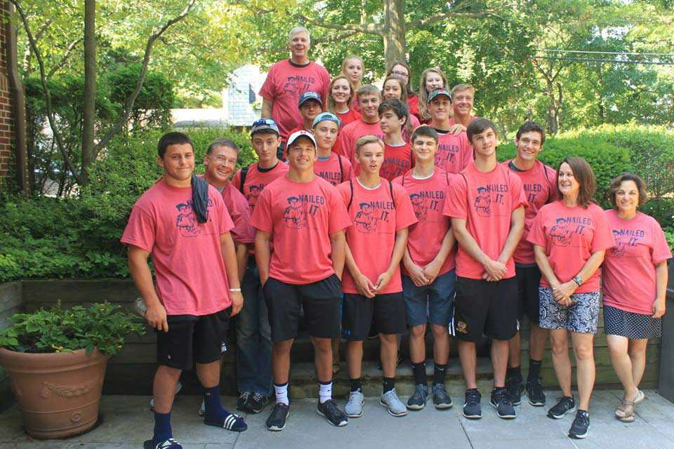 Haddonfield Youth Serve in and around our community