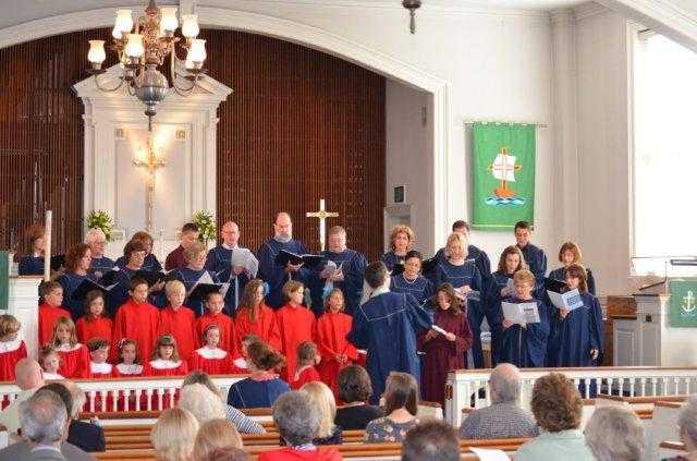 All choir 2013