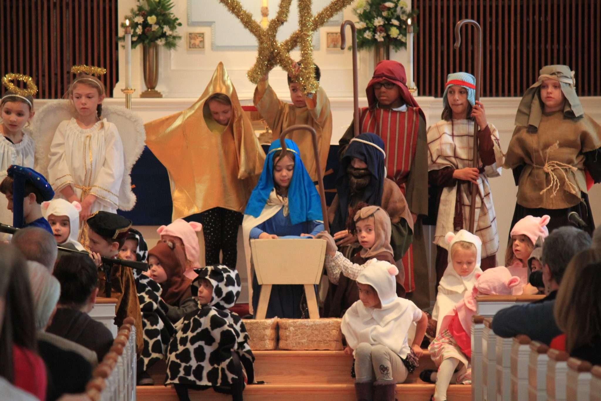 Haddonfield Lutheran Church Children's Christmas Pageant