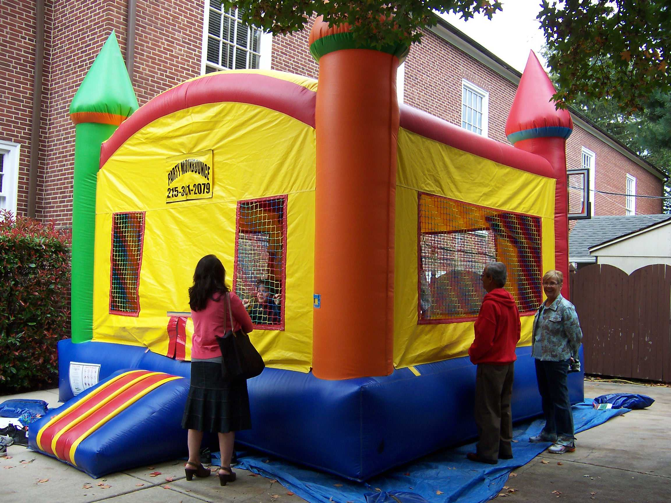 Annual Congregational Block Party Haddonfield, NJ