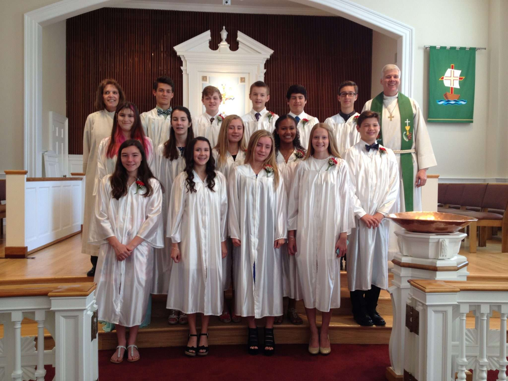 Confirmation Youth Ministry