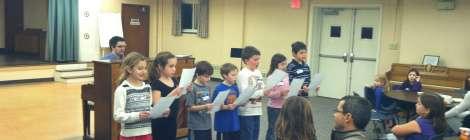 childrens-choir-sing-at-fastnacht November
