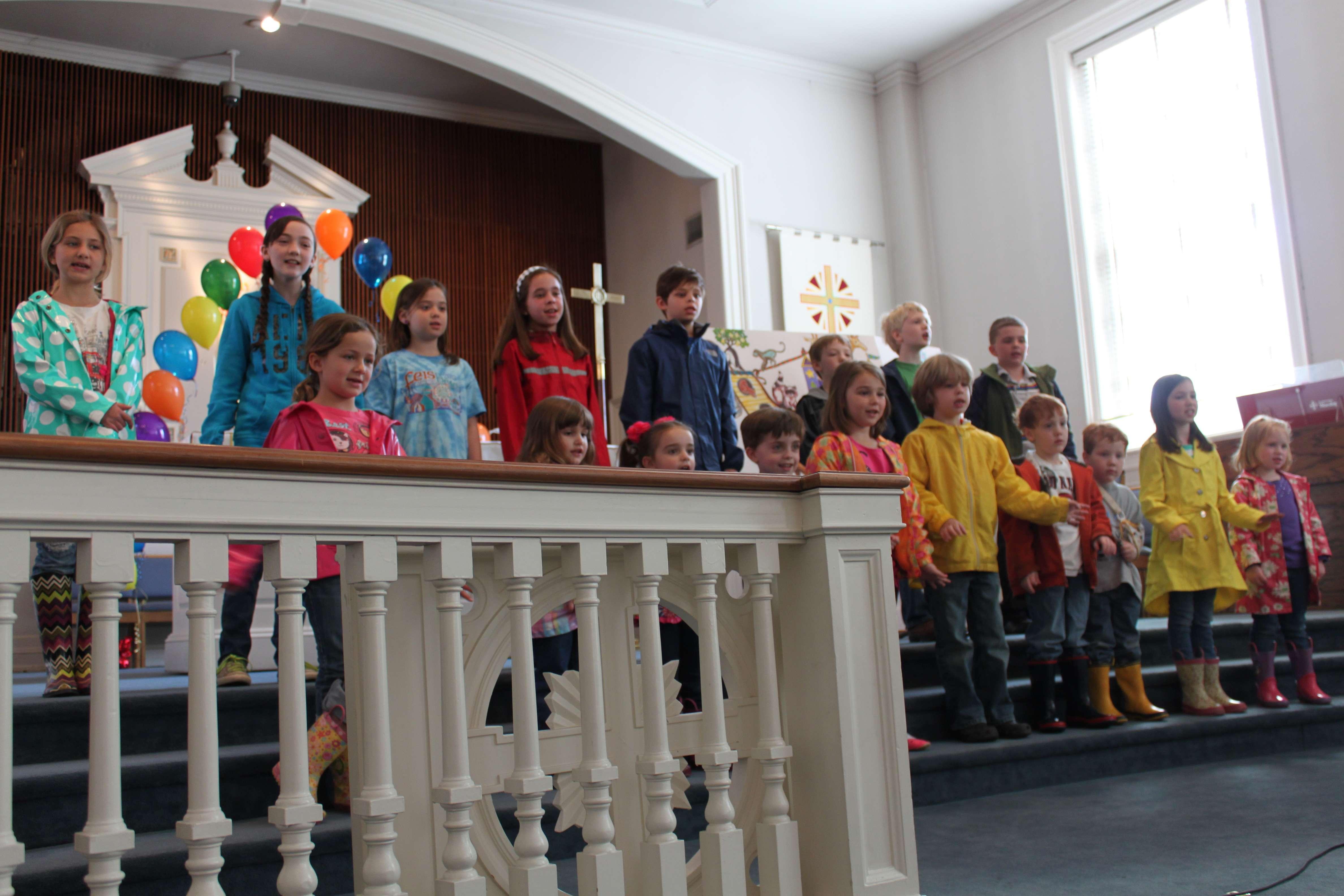 Youth & Sunday School Updates