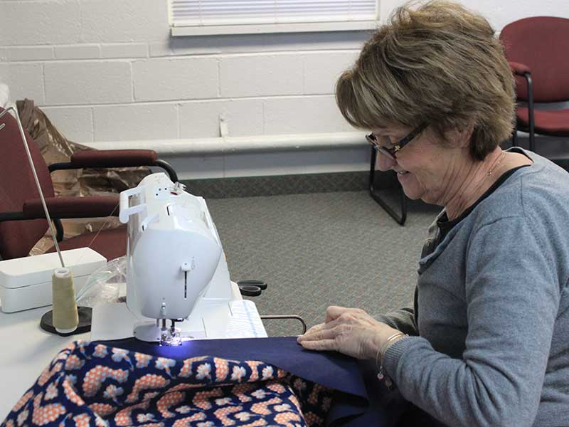 Mission Quilts Ministry