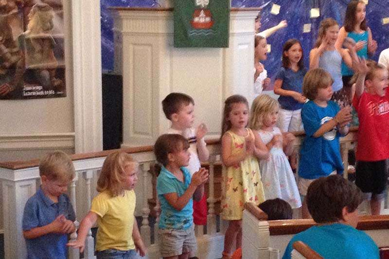 Children & Family Ministry Vacation Bible School