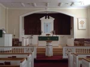 Lutheran Worship in Haddonfield, NJ