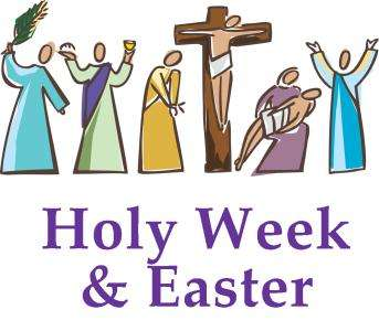 Holy Week and Easter Worship by Facebook Livestream