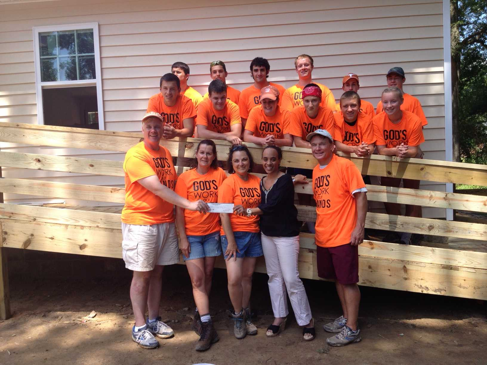 Haddonfield Youth Serve on a Mission Trip
