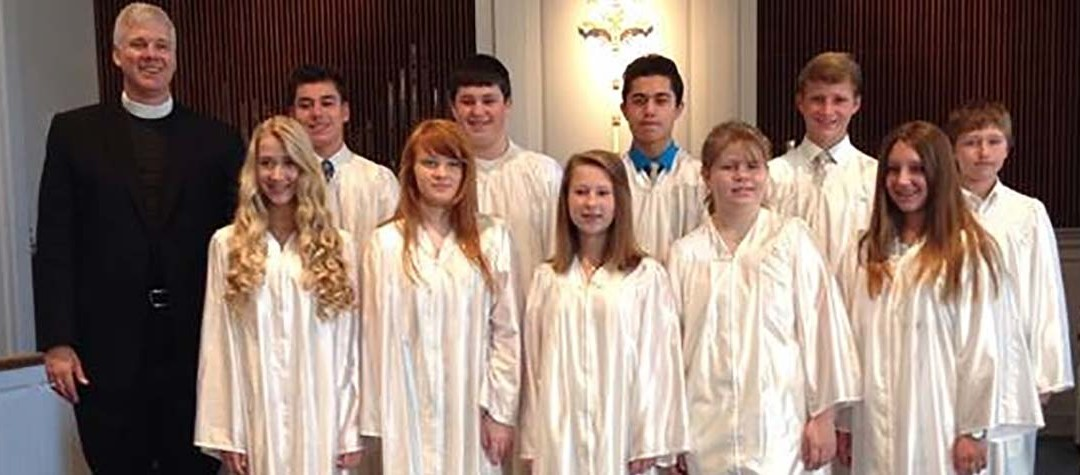 Confirmation Ministry Begins with Orientation Sept. 9 at 6:30; Blessing Service Sep 23 at 10:30 Worship
