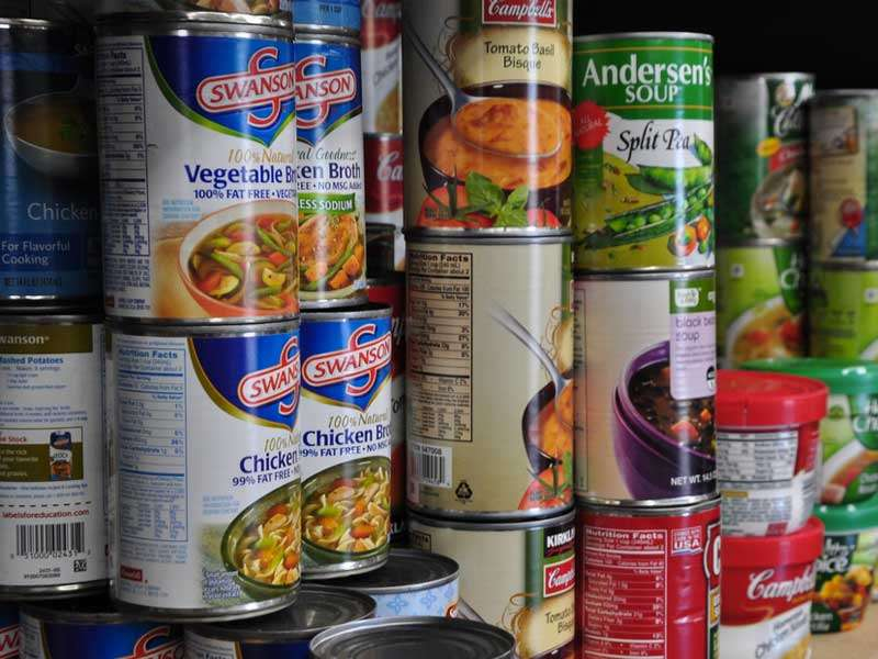 LCOS Food Pantry
