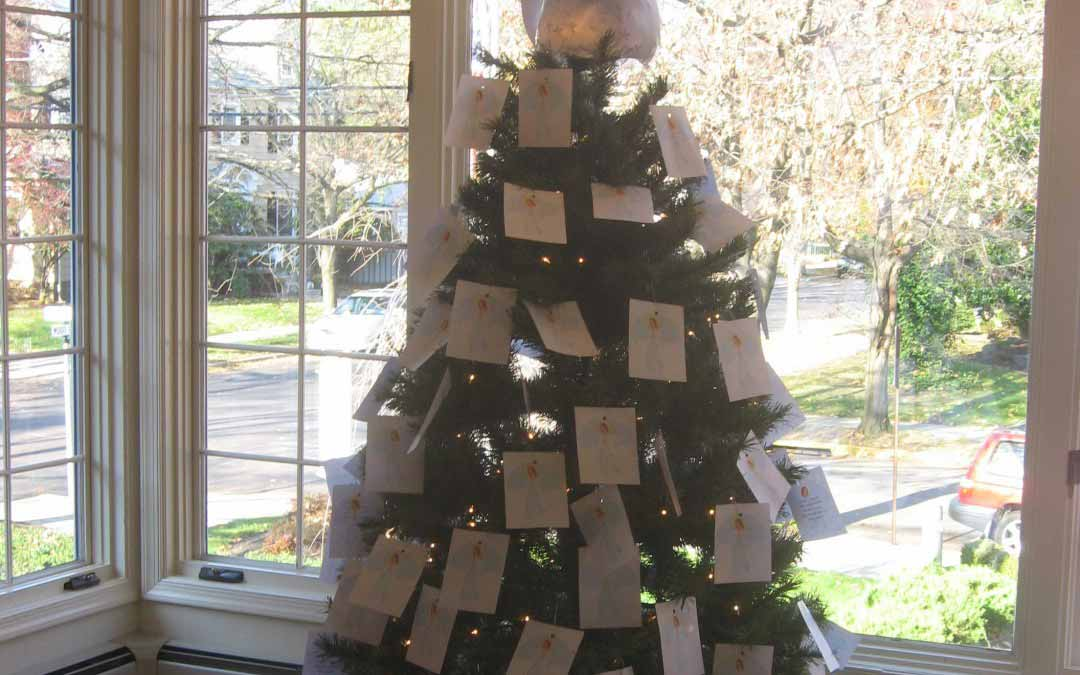 God Bless LCOS Angels; Advent Giving Tree Update