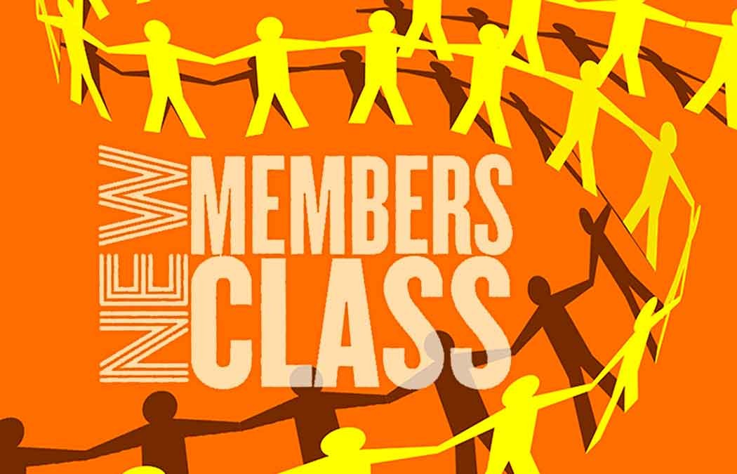 Newcomer Orientation Set for Oct 5 from 9:00-Noon