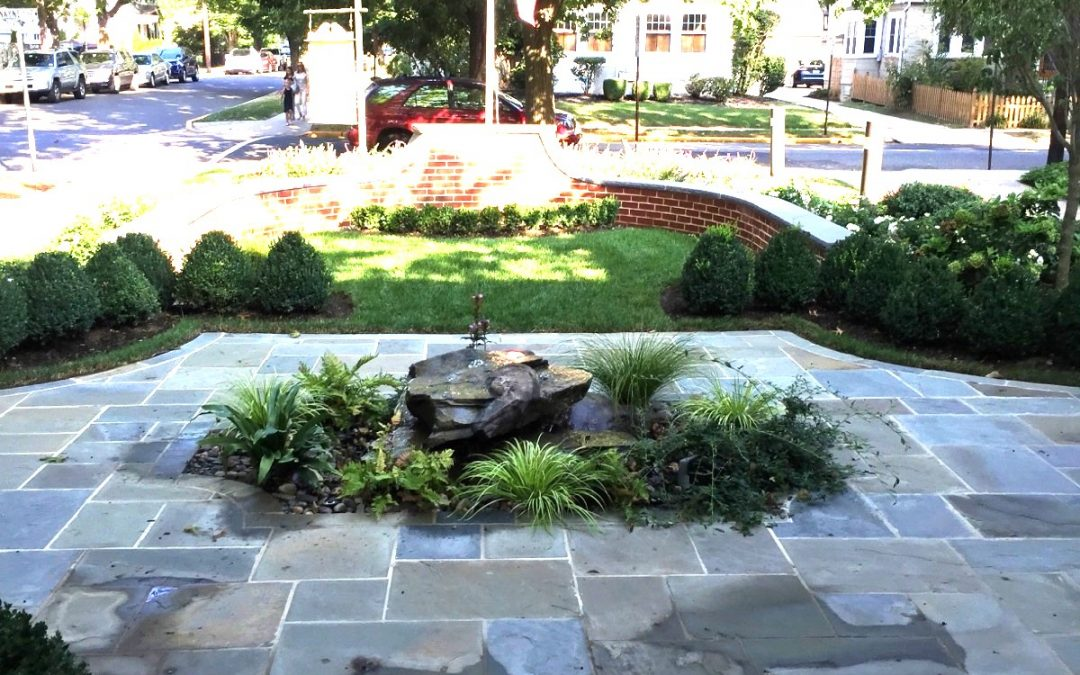 Memorial Garden Dedicated & Our Savior Saints Remembered on All Saints Sunday, Nov 6