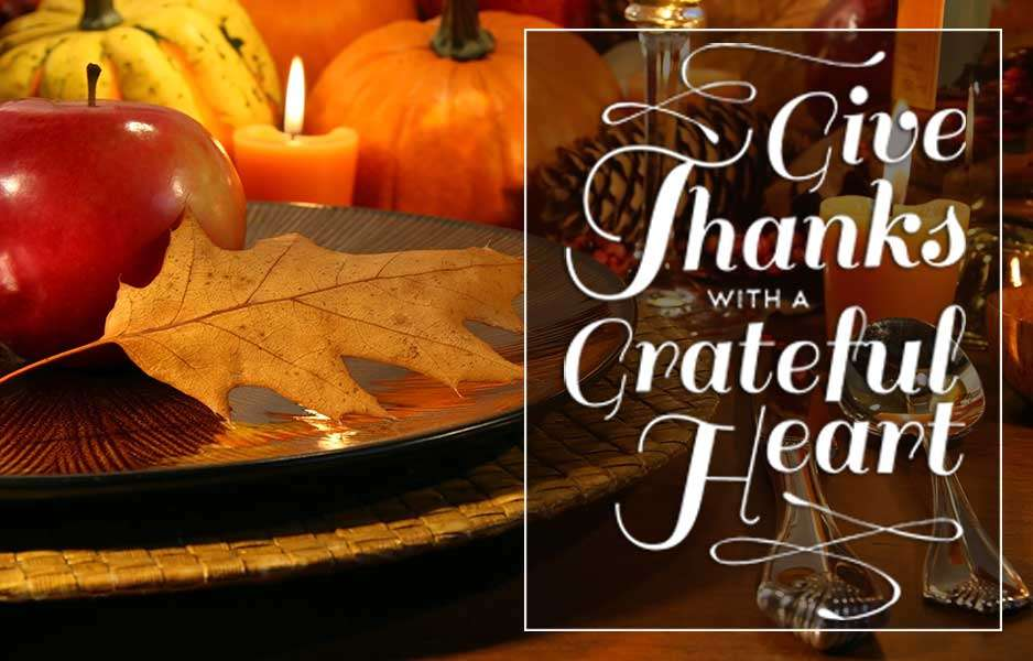 Thanksgiving Community Worship Set for Sunday, Nov 19 – 7:30 PM at Grace Episcopal Church of Haddonfield