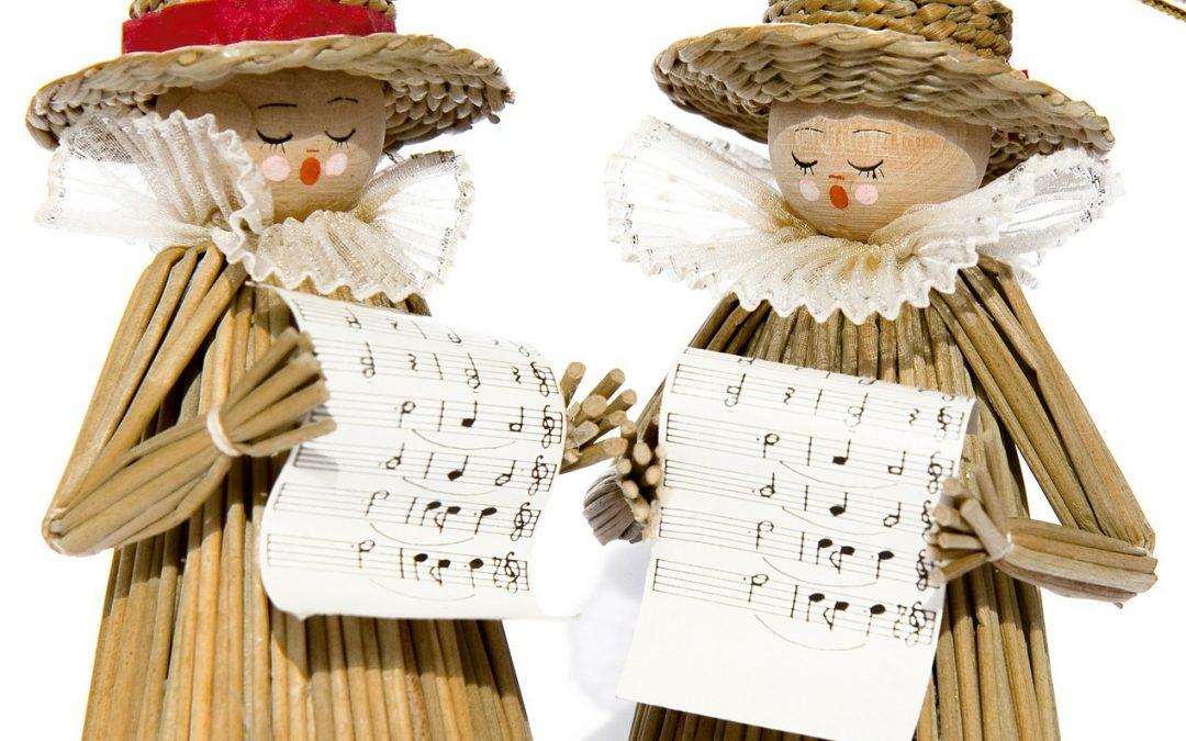 Christmas Caroling 12/11