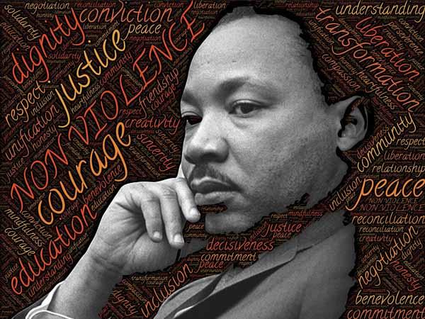 Martin Luther King, Jr. Worship 6:00 p.m. on Jan 19 at Mt. Olivet Baptist Church