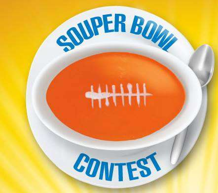 "Souper Bowl Sunday Feb 4 to Benefit New Visions ""Soup"" Kitchen"