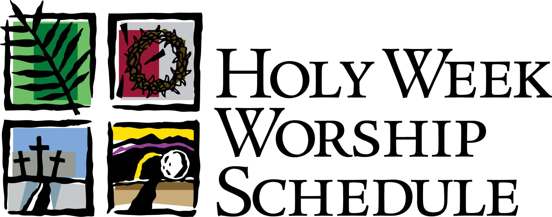 Holy Week Worship Haddonfield NJ