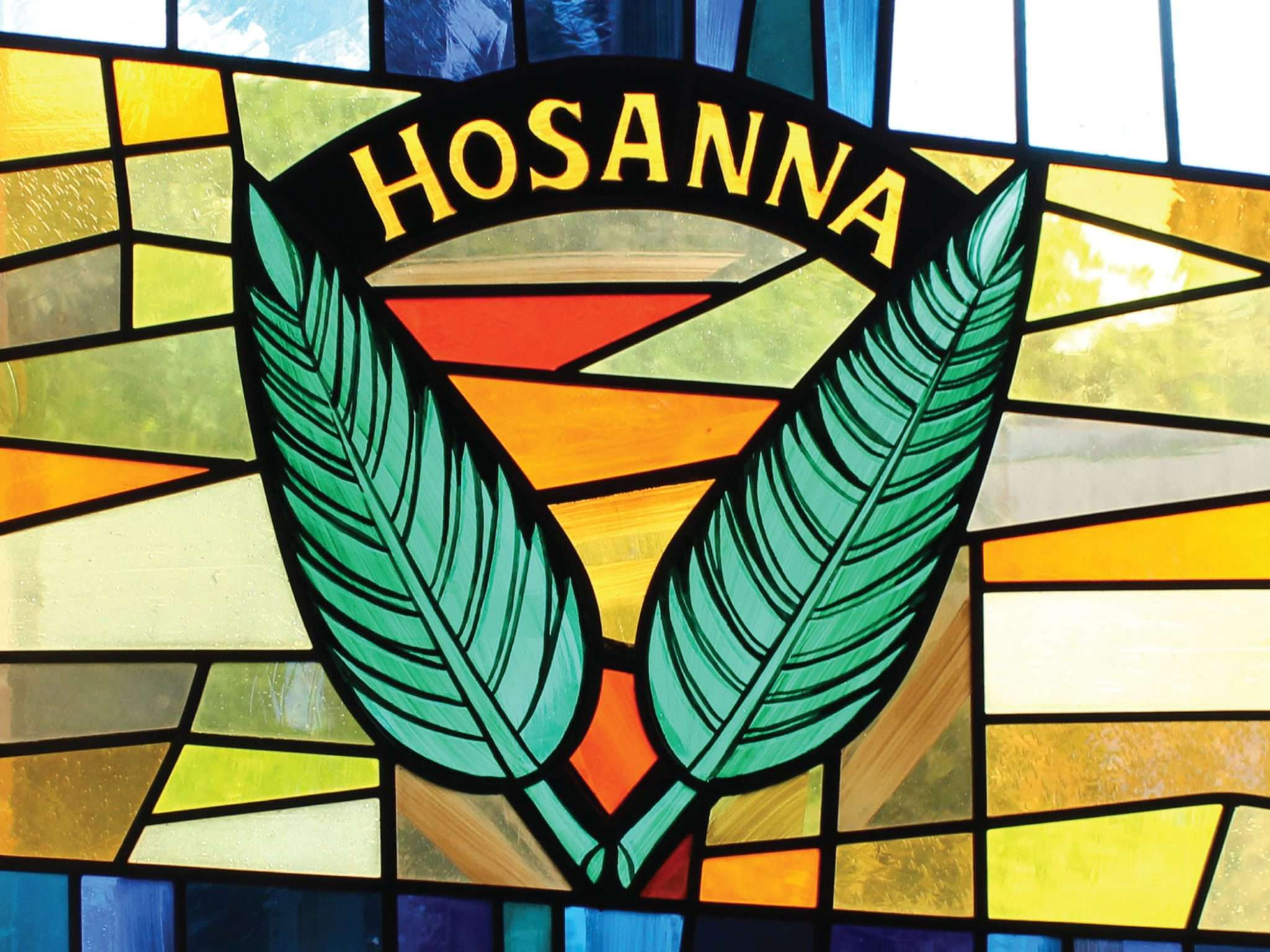 Holy Week Worship Haddonfield NJ
