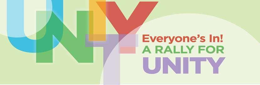 Inter-Faith Unity Rally