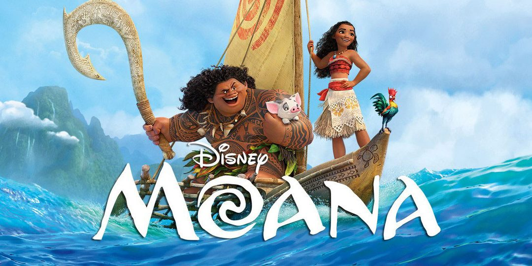OUTDOOR MOVIE NIGHT  FEATURING MOANA  FRIDAY, MAY 19 @ 8:30 PM