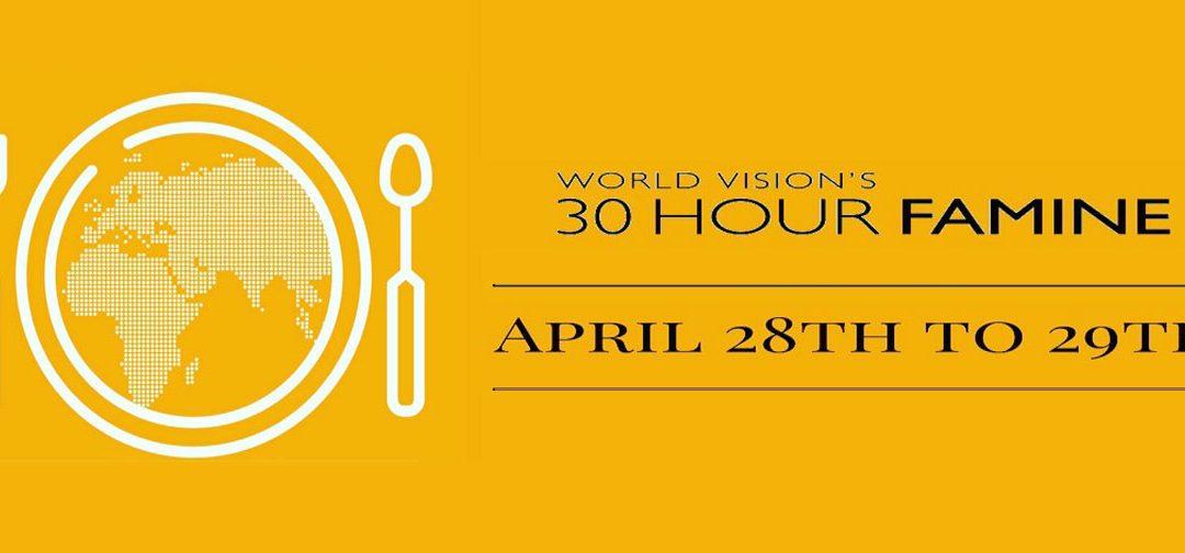 30-HOUR FAMINE