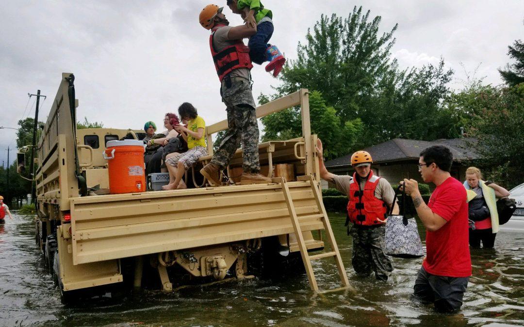Hurricane Harvey Relief Fund Donations