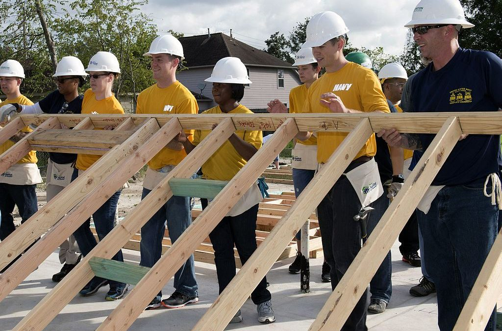 10 Volunteers Needed for October 21 Habitat Workday