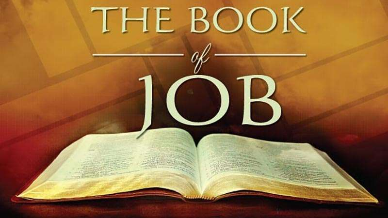 7 Week Bible Discussion for Daily Living on Job Begins March 5/7; Drop-Ins Welcome!