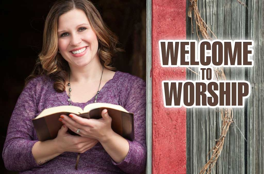 Service of the Word Worship on July 1 & 8; Seminary Graduates Maggi Edwards and Joshua Sullivan to Supply Preach