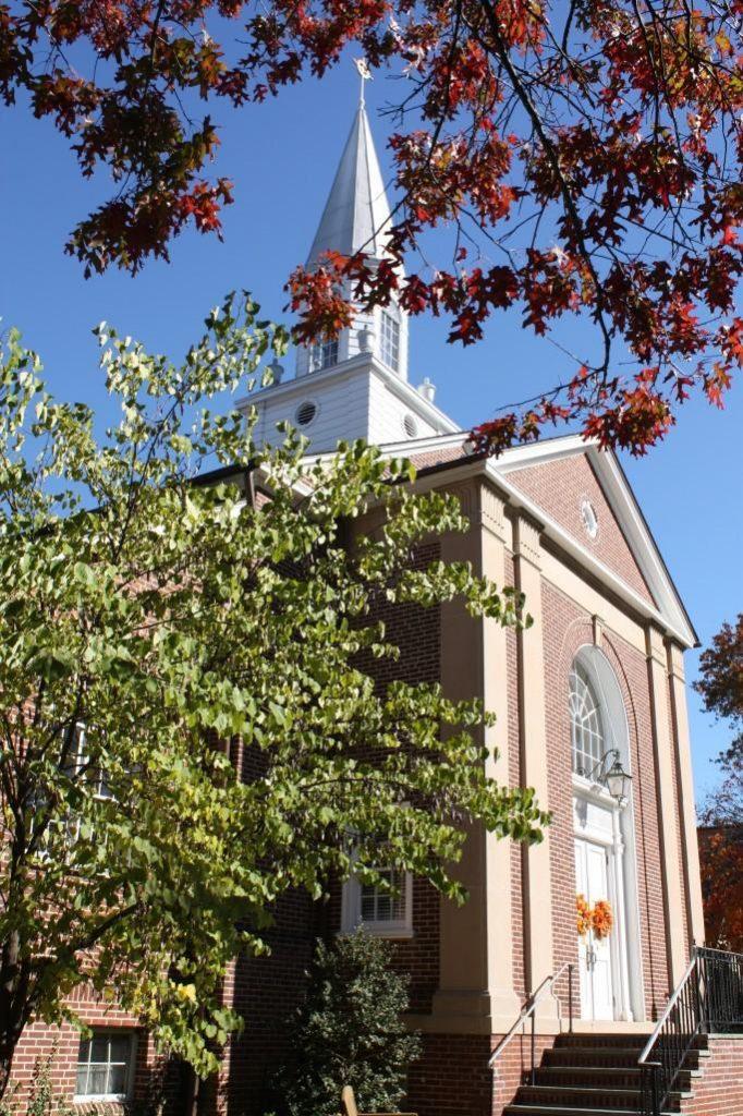 Memorial Gifts Board Provides $47,000 toward $60,000 Bathrooms/Kitchen, Parish Hall and Narthex Renewal Project