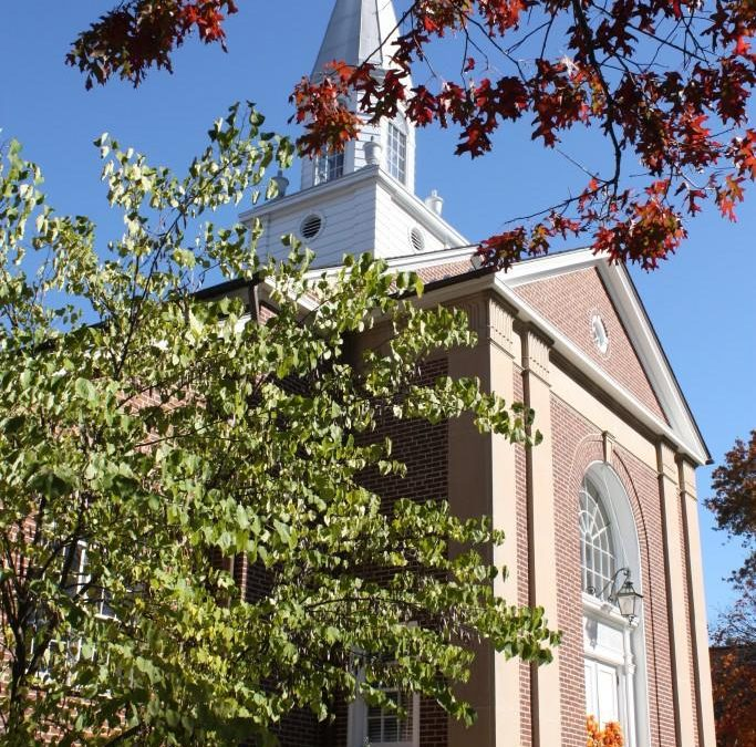 Worship and non-business use of the building been suspended until April 9