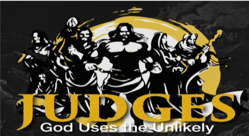 """Discover the Bible's Superheroes! Bible Discussion on """"Judges"""" Begins Feb 25/27"""