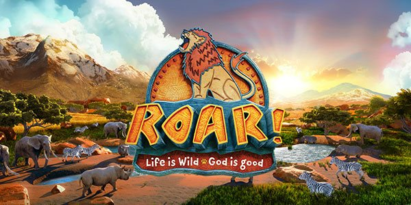 Welcome to Roar VBS – This Summer's Mane Event!