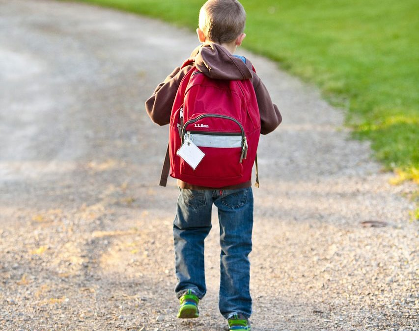 Backpack Blessing & Sunday School Luncheon 9/8