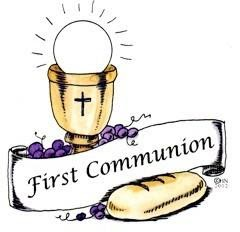 First Communion and Child's Baptism