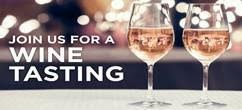 Wine Tasting is Back!