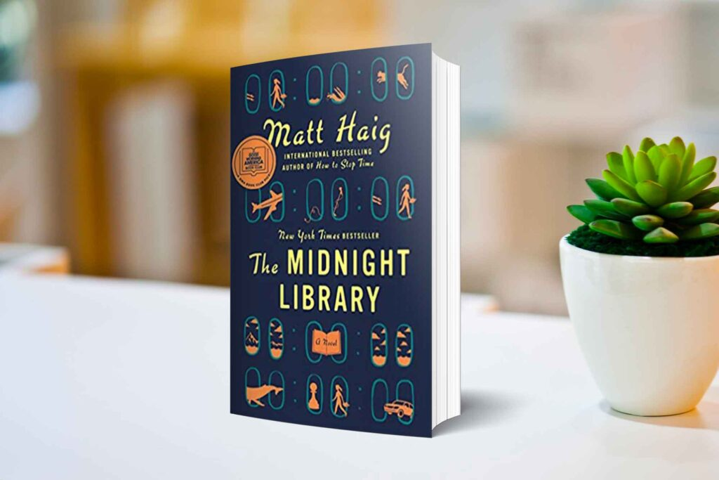 The Midnight Library Book