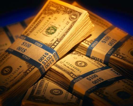 God's Love Comes Down, God's People Turn Inward Stewards of Money
