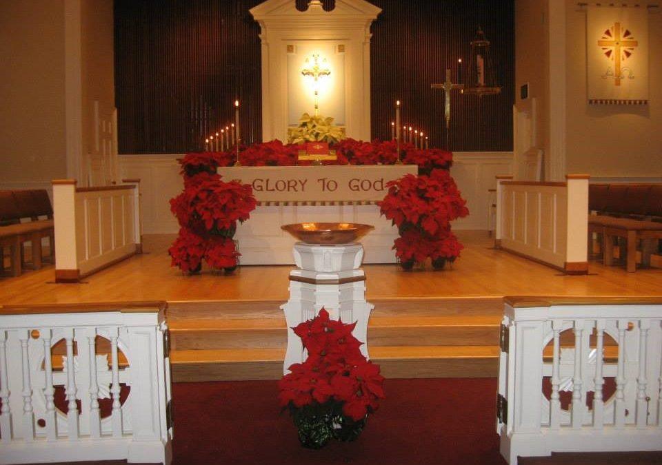 Deck the Halls Dec. 6 at Noon