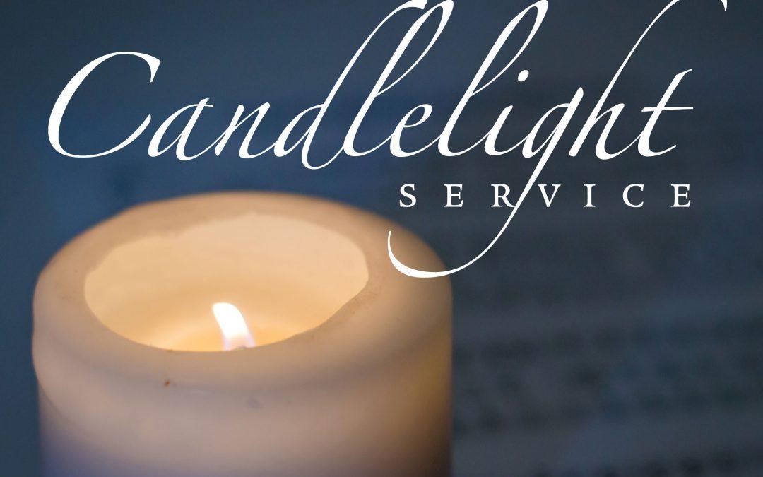 Christmas Eve Candlelight Communion