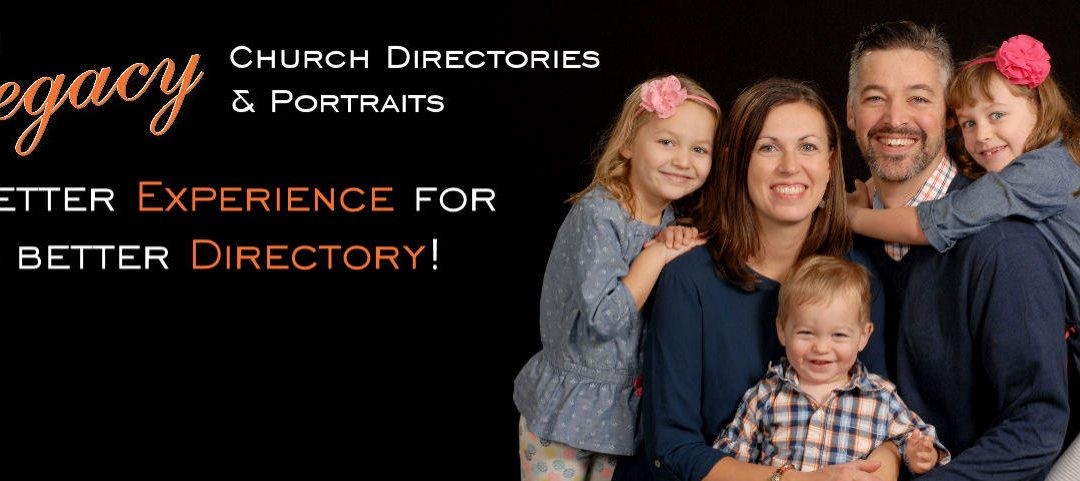 It's time for a new photo directory!
