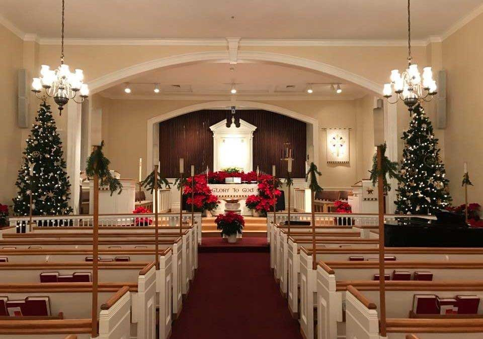 Pre-Recorded Christmas Eve Candlelight Worship Planned During Pandemic