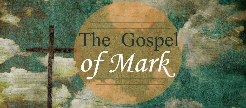 The Gospel Of Mark 7 Week Bible Study Lutheran Church Of