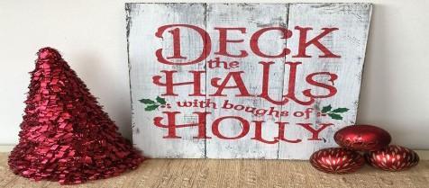 Advent Brunch, Deck the Halls, and Drop 'N Shop